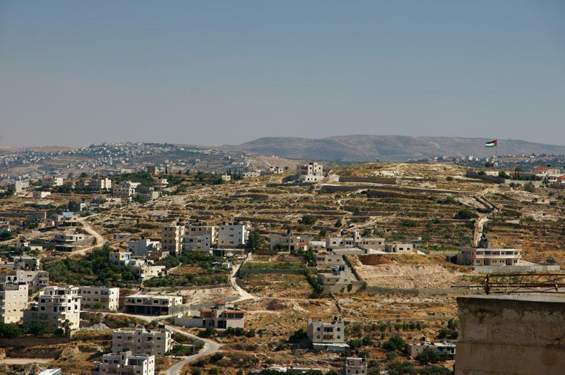 Autonomia Palestyńska - okolice Betlejem