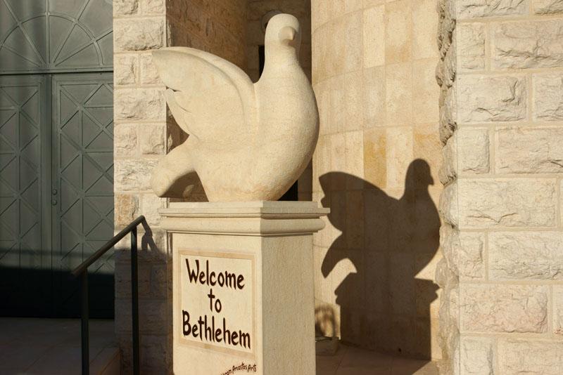 Autonomia Palestyńska - Betlejem
