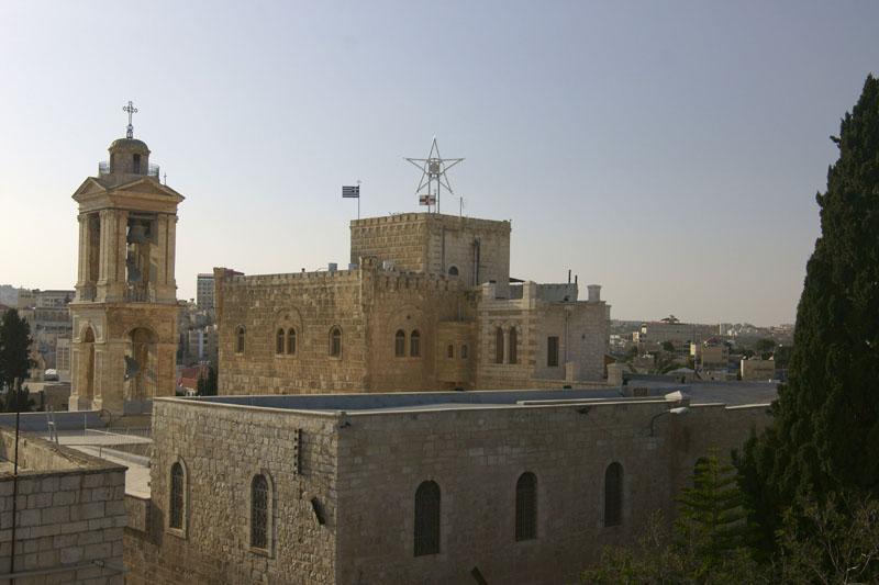 Autonomia Palestyńska - Betlejem, Bazylika Narodzenia Pańskiego