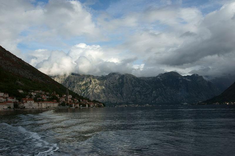Czarnogóra - Perast