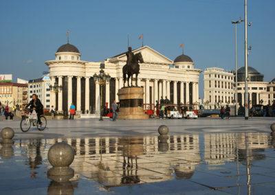 Macedonia - Skopje