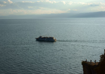 Macedonia - Jezioro Ochrydzkie