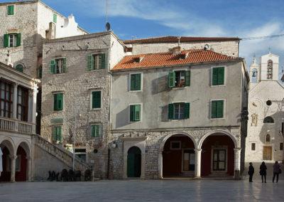 Chorwacja - Szybenik