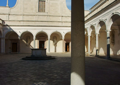 Monte Cassino - klasztor