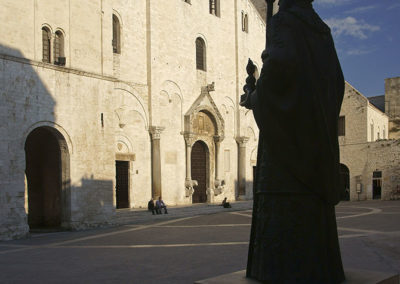 Bari - św. Mikołaj