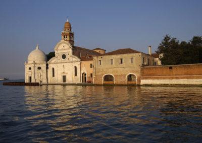 Wenecja - wyspa cmentarna św. Michała