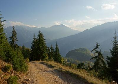 Kosowo - góry Przeklęte