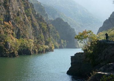 Macedonia - kanion Matka