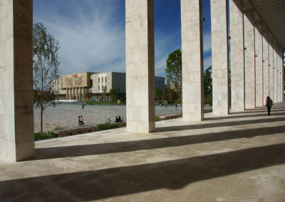 Albania - Tirana, Narodowe Muzeum Historyczne