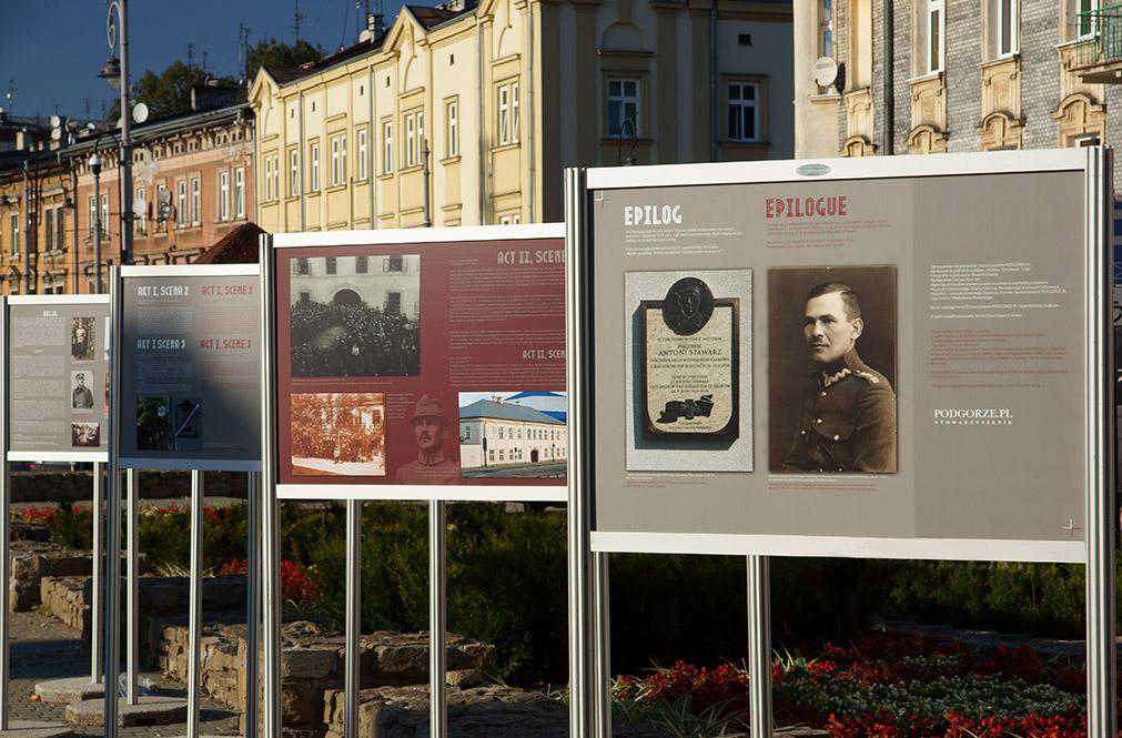 Sztuka Niepodległości na Placu Niepodległości