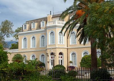 Bar - pałac króla Mikołaja