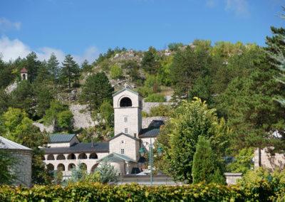 Cetinje - Monaster Narodzenia Matki Bożej