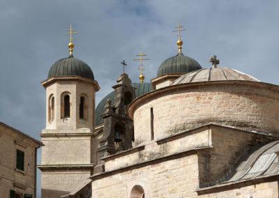 Kotor - cerkiew św. Łukasza