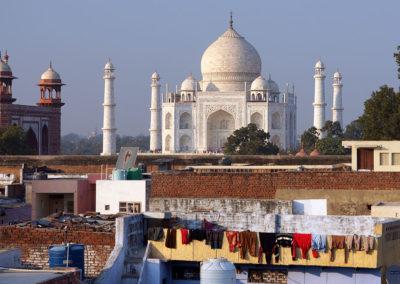 Agra - Tadź Mahal