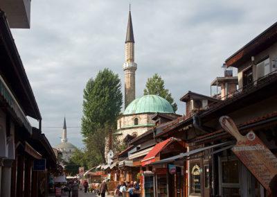 Sarajewo -Bascarsija